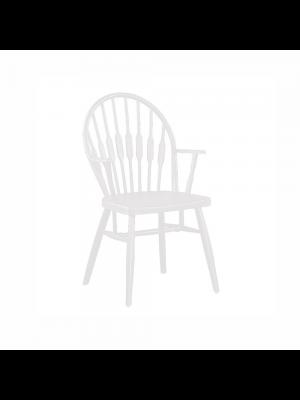 sedia scandinava moderna polipropilene bianco