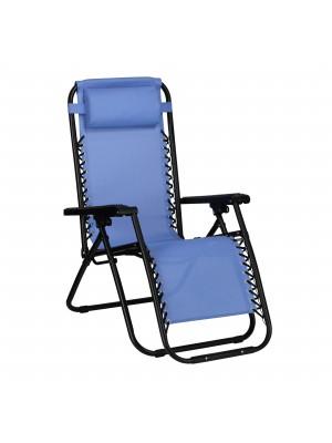 sedia sdraio gravity reclinabile