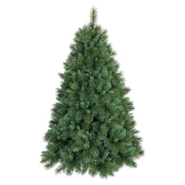 Albero di Natale folto foltossimo verde pvc pp Milton xone