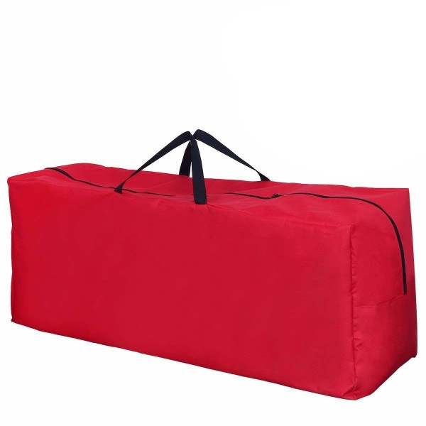 Borsone universale usato negli Alberi di Natale Totò Piccinni colore Rosso