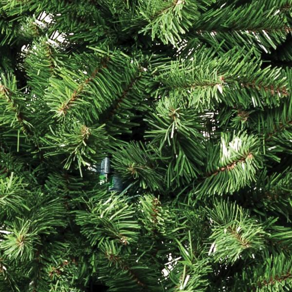 Rami e Rametti in in pvc e pp di un Albero di Natale artificiale realistico molto folto verde Roccaraso Totò Piccinni