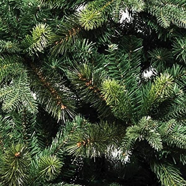 Rami rametti e foglie verdi in PE real touch di un albero foltissimo Clifford Xone